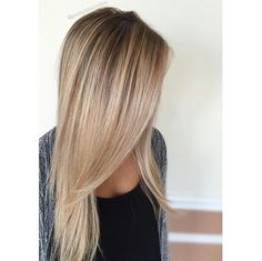 Rooty color melt