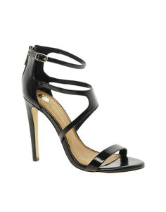 River Island Barely There Sandals