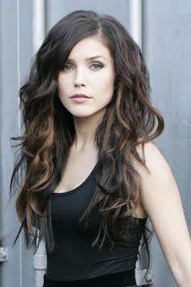 Fashion Style4Girls: Ombre Hair Trends 2013   Dark darker brunette brown