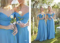 As Demoiselles no casamento de Bárbara e Anderson! Assessoria e cerimonial - Flor de Lis