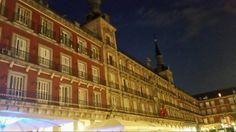 Plaza Mayor în Madrid, Madrid