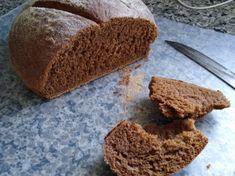 Dark Rye Bread Recipe, Bread Machine Rye Bread Recipe, Rye Bread Recipes, Yeast Bread, Vegan Recipes, Sourdough Rye, Homemade Rolls, Artisan Bread, Vegane Rezepte