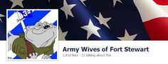 Army Wives of Fort Stewart Facebook Page Just a place for Army wives to chat, get to know each other and make friends! :) Enjoy!    PLEASE DO NOT POST BUSINESS LINKS/INFO ON THE WALL.    -please respect ALL admin.  -no foul language.  -please,please remember to follow OPSEC @ all times! If you're iffy about posting it do NOT post it at all!