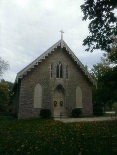 Old Presbyterian Church near Midway, Ky