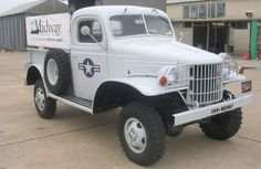 1941 Dodge WC Express Canopy