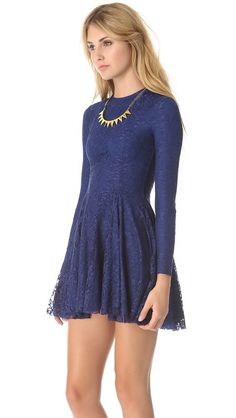 Isabel Lace Dress. Torn by Ronny Kobo.