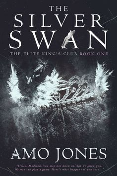 Cover Reveal:: The Silver Swan by Amo Jones! #CoverReveal