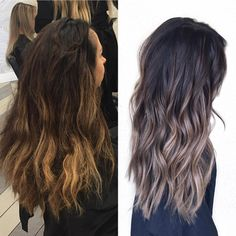 """2,353 Likes, 76 Comments - Chrissy Rasmussen (@hairby_chrissy) on Instagram: """"before & after 