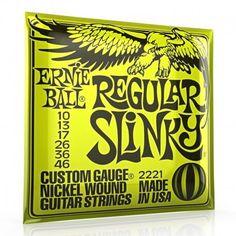 Cordes Ernie Ball 2221 Regular Slinky 10-46