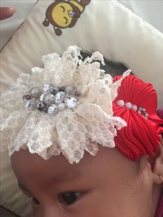 Masayu with white red headband
