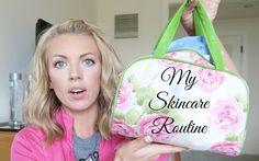 Skincare Routine ♡ Oily, Acne Prone Skin