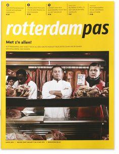 Rotterdampas Magazines Restyle - by @studio_beige