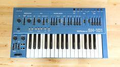 Blue Roland Sh-101
