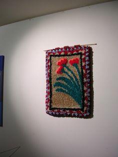 Obra de artesanía: Tulipanes Artesanos de la tierra