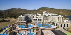 Sezonul 2018 la mare pe litoral 2018 la Hotel Sunis Efes Royal Palace de 5 stele din Turcia