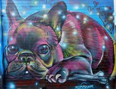 Perth Street Art Aus.