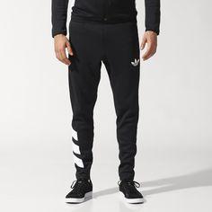 adidas Trefoil FC Track Pants - Black   adidas US