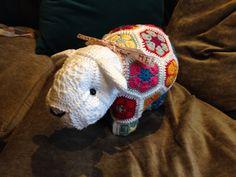 Heidi Bears shoop the sheep