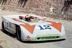 Jo Siffert, Porsche 908/3, 1970 Targa Florio