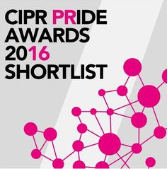 We've been shortlisted for three awards at the 2016 #CIPR #NorthWest #PRideAwards - Outstanding Small Consultancy, and two nominations in the Corporate and Business Communications Campaign Category for our work with the #FoodPornAwards and Heating Installer of the Year! #PRLife #PRNews