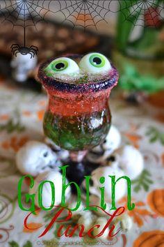 Halloween Goblin Punch Recipe