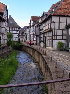 UNESCO page for Goslar and the Rammelsberg mines! We have excursions! (AND WE LOVE IT THERE!)