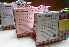 Calendários 2014 Creative Calendar, Diy Calendar, Fun Crafts, Diy And Crafts, Paper Crafts, Calendar Activities, 2nd Baby Showers, Origami And Kirigami, Diy Cardboard
