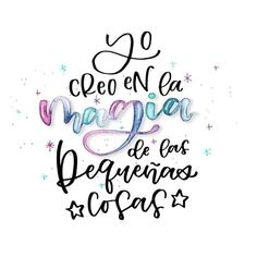 Positive Mind, Positive Vibes, Words Quotes, Sayings, Positive Phrases, Happy B Day, Bullet Journal Ideas Pages, Spanish Quotes, Life Motivation