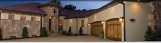 Rock And Stucco Homes Exterior | Stucco Contractor | Stone Contractor | Acrylic | Acrylic Stucco