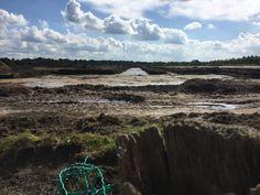 Mud bath too
