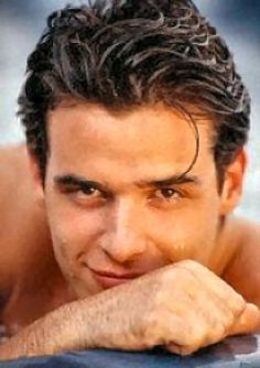 Antonio Sabato Jr...I've loved him since he was Jagger on General Hospital :)