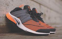 """Nike Lunar Presto """"Cool Grey/Atomic Orange"""""""