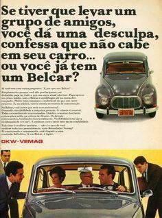 DKW-Vemag Belcar - Brazil