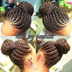 Nice - The most beautiful hairstyles Black Cornrow Hairstyles, Braided Ponytail Hairstyles, Box Braids Hairstyles, Braided Ponytail Black Hair, Black Girl Braids, Braids For Black Hair, Natural Hair Braids, Natural Hair Styles, African Braids Styles