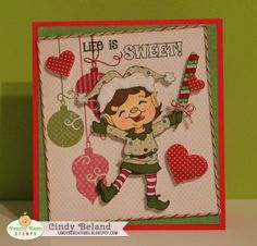 Cindy's Scraptastic Designs: November 2013