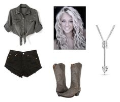 """""""Secrets"""" by aurorawhite ❤ liked on Polyvore featuring Chicnova Fashion and Stetson"""