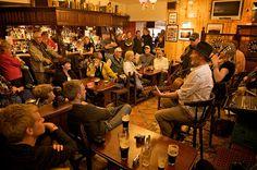 Murphy's Pub, Dingle, Ireland by JC Richardson, via Flickr
