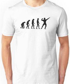 Evolved to Bodybuilding Unisex T-Shirt