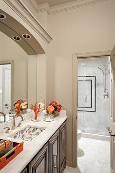 Traditional Bathroom by Sneller Custom Homes and Remodeling, LLC Traditional Bathroom, Houzz, Contemporary, Modern, Custom Homes, Home Remodeling, Kitchen Cabinets, New Homes, Interior Design