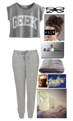 """""""Lazy day #10"""" by emma-directionner-r5er ❤ liked on Polyvore featuring The Elder Statesman"""