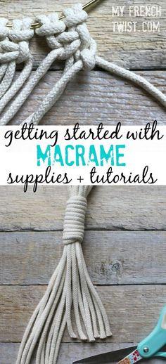 macrame plant hanger+macrame+macrame wall hanging+macrame patterns+macrame projects+macrame diy+macrame knots+macrame plant hanger diy+TWOME I Macrame & Natural Dyer Maker & Educator+MangoAndMore macrame studio Macrame Wall Hanging Patterns, Macrame Art, Macrame Patterns, Macrame Knots, Macrame Jewelry, Micro Macrame, How To Macrame, Macrame Wall Hangings, Macrame Thread