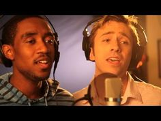 """Justin Bieber's """"Pray"""", covered by Peter Hollens, Therry Thomas and Courtney Jensen"""