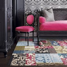 Flor Carpet Tiles. Style: WATCH THIS