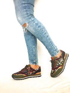 Las #zapatillas favoritas de Elsa Pataky. Las #sneakers nurman de Gioseppo