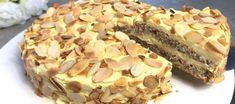 Švédský mandlový dort - VařímeDobroty.cz Almond Recipes, Baking Recipes, Cake Recipes, Snack Recipes, Dessert Recipes, Foods With Gluten, Gluten Free Desserts, Swedish Recipes, Sweet Recipes