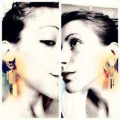 """Tiziana ha pubblicato la sua foto """"don't worry be happy"""" #bijoux"""