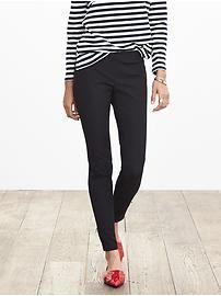 Sloan-Fit Slim Ankle-Zip Pant