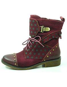 32a3ba99cbb Laura Vita SL1205-2 Coralie 02 Womens Boots Leather