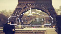 Eiffel Tower #Paris #France #typography