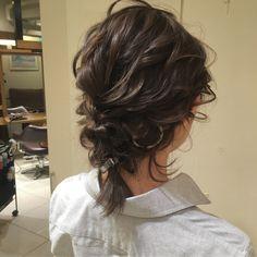 短い髪でも諦めないで♡ボブさん向け「結婚式アレンジ」15選 - LOCARI(ロカリ) Korean Hairstyles Women, Asian Men Hairstyle, Asian Hairstyles, Japanese Hairstyles, Men Hairstyles, Hair Arrange, Hair Looks, Her Hair, Hair Inspiration